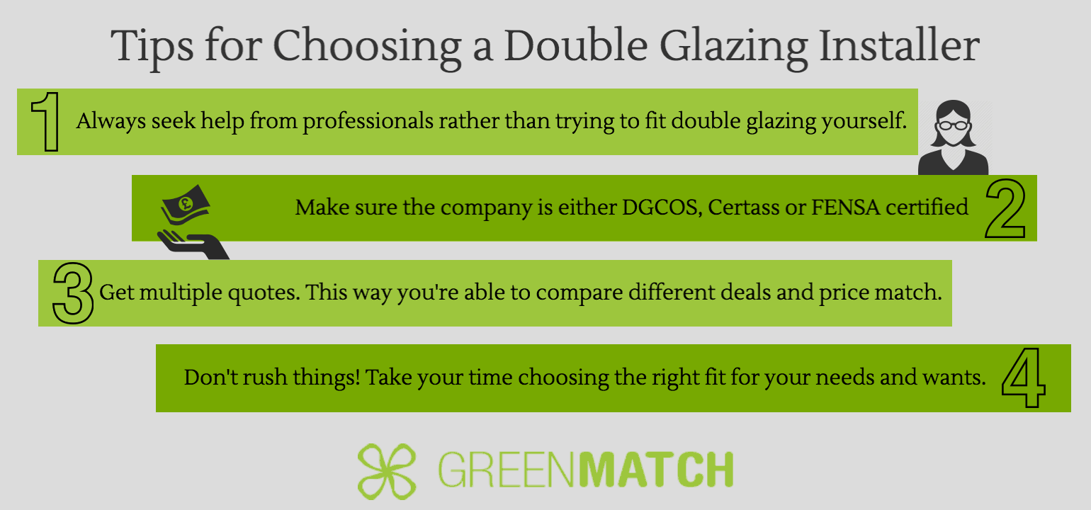 Double Glazing Fitter Tips